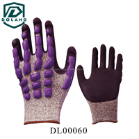 OEM magic cotton knitted classic children gloves