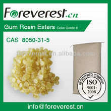 Glycerol Ester of Gum Rosin, Food grade {cas 8050-31-5} - Foreverest