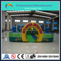 inflatable horse run field/inflatable sport horse run arena/inflatable horse run for kids and adults