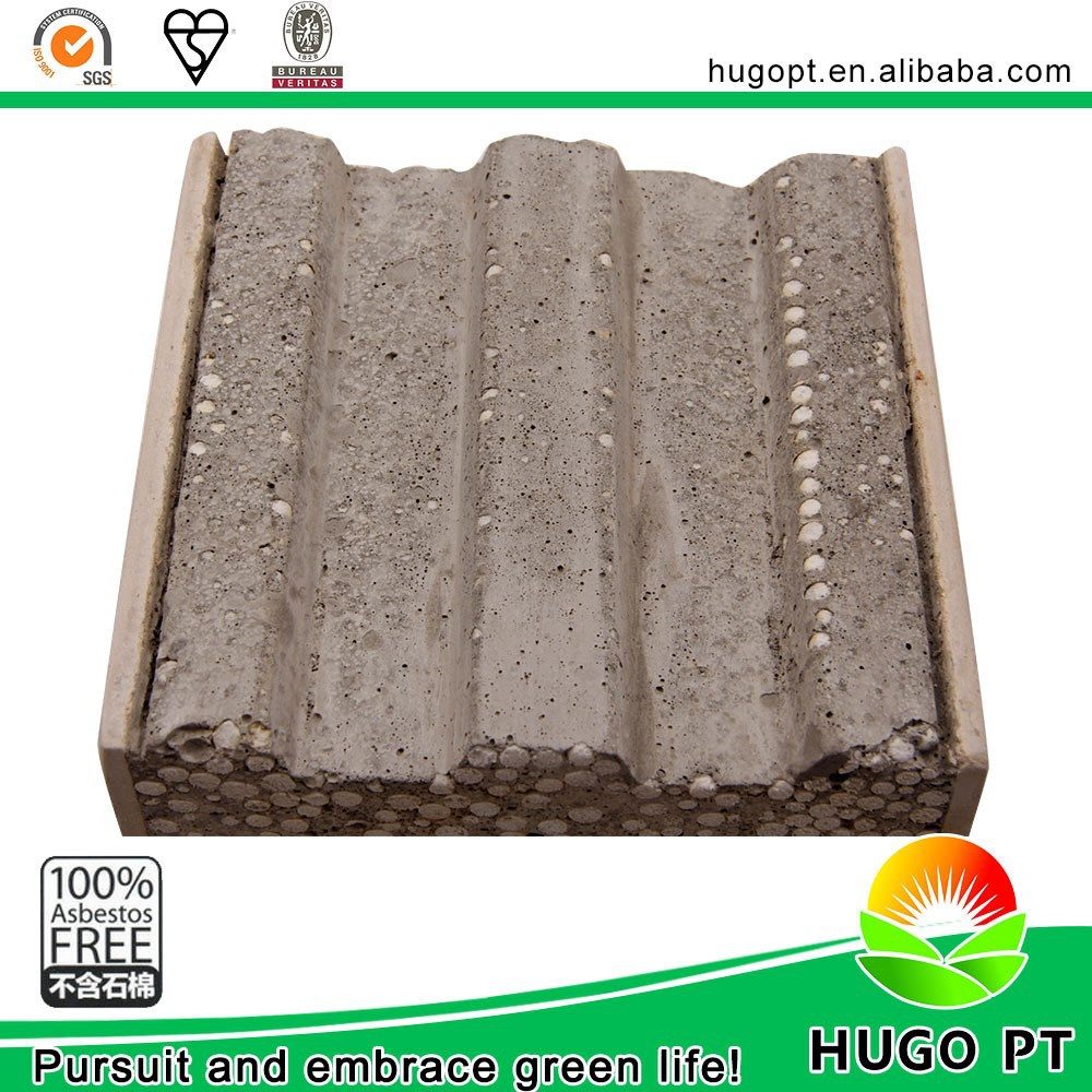 New Technology Building Thermal Insulation Wall Partition Material