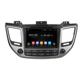 8 inch double din in dash car dvd player for TUCSON / IX35 2015 with Gps navigation