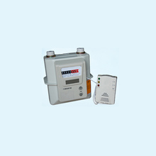 Durable In Use Digital Flow Metre Gas Meter