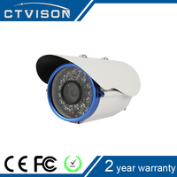 all in one ip network camera 1.0 Mega Bullet IP Camera / XMEYE software/ P2P Cloud With Mobile Surveillance
