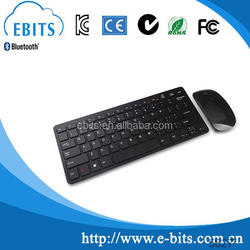 2015 new design bluetooth keyboard for ipad 2 case for TV computers