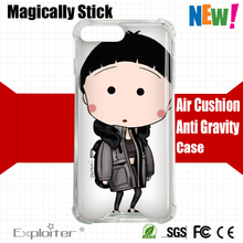 Shenzhen customized 2017 new high quality waterproof phone cell phone case for iphone 7 plus