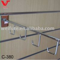 Shoes Slatwall display Hardware Hook