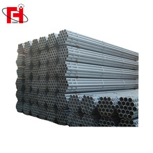GS pipe 1.2mm 15 inch corrugated galvanized seamless steel culvert pipe