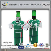 T shirt of Beer or Wine bottle for promotion