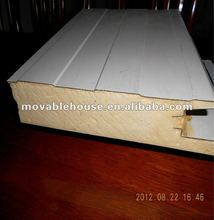 PU(polyurethane foam) sandwich <strong>panel</strong> good for building house