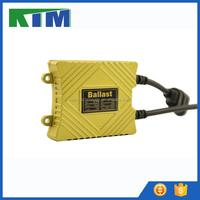 KIM wholesale 12v 24v 35w 55w AC DC xenon hid ballast for xenon light bulbs