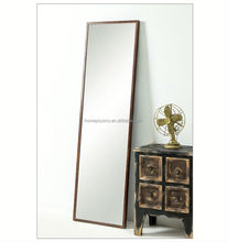 Modern dressing mirror and mirrored furniture set for home decorative