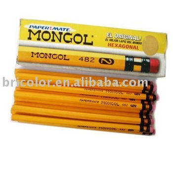 Mongol pencil