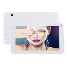 Cheap 7 Inch Android Tablet PC Gift Tablet Allwinner A33 Quad Core 512MB 4GB Wifi Tablet for kids