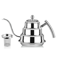 LTK210 Arabic Trapezoidal Tea Kettle Stainless Steel Tea Pot