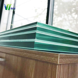 dupont pvb laminated glass factory with CE / CCC / ISO