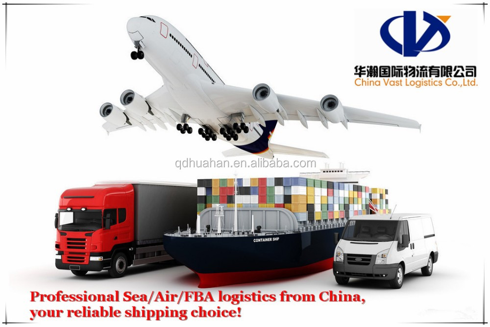 International shipping rates best logistic services goods transportation from china to worldwide