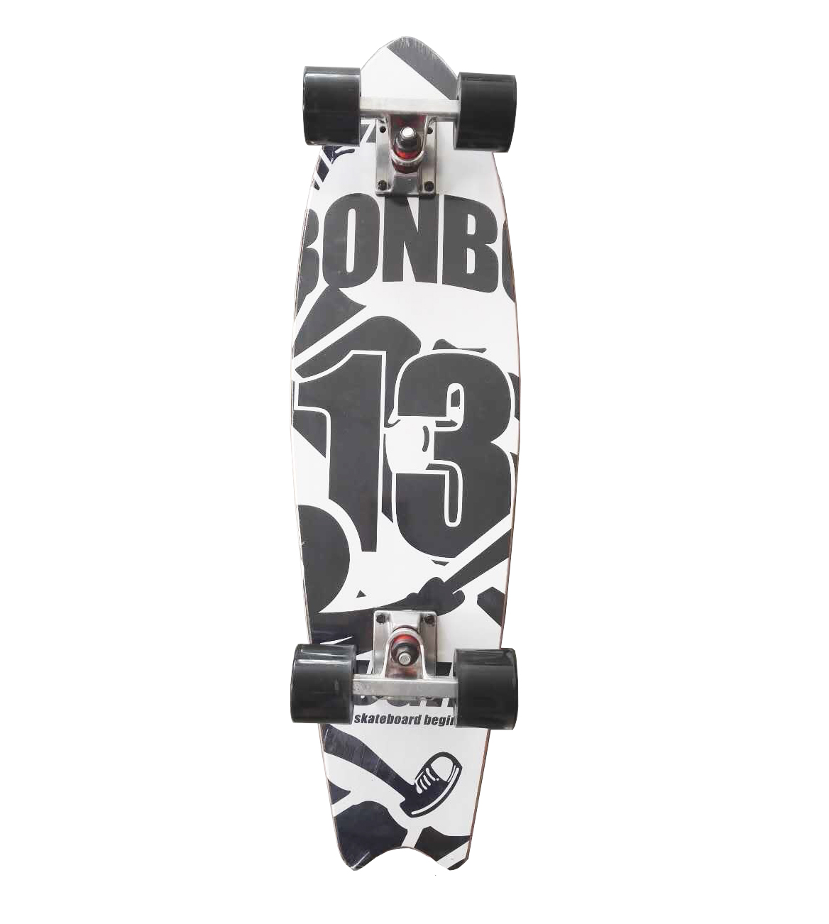 22*6.0 inch maple skateboard cruiser skateboard with OEM graphic
