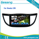 touch screen car stereo android 6.0 car dvd player for Honda CRV with canbus BT DVR IPOD 3G WIFI AM/FM