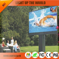 New Design Led Display/P6 Outdoor Led Screen TV Show Background/P6 Led Screen