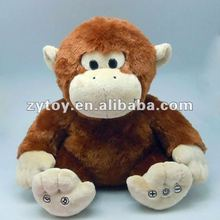 Wholesale hot selling soft plush monkey toy