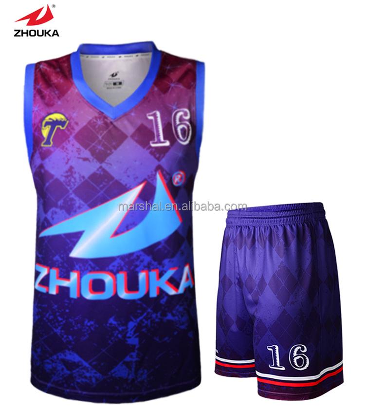 Custom Basketball Jersey Creator Reversible Basketball ...