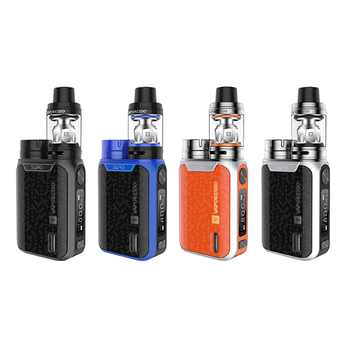 2017 new products chinese supplier Vaporesso SWAG 80W Starter Kit vaping swag