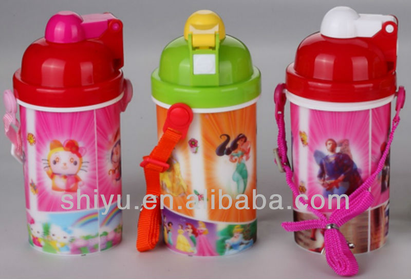 BPA FREE Aluminium Drinking Water Bottle for Promotion ( 500 ml )