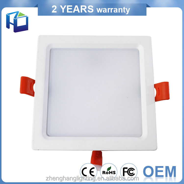Super Bright Kitchen Surface Mounted Round Square Dimmable Ceiling Led Surface Panel Light