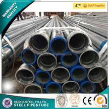 2016 Good Quality Factory direct sales 8 inch schedule 40 galvanized steel pipe