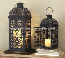 Metal Lantern, Garden Lantern, Candle Lantern, Table top Lantern