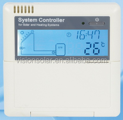Intelligent Active Solar System Controller SP24