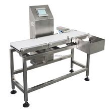 Food Industry Check Weigher Auto Packing Checking Machine Dynamic Checkweigher With Sorting Function