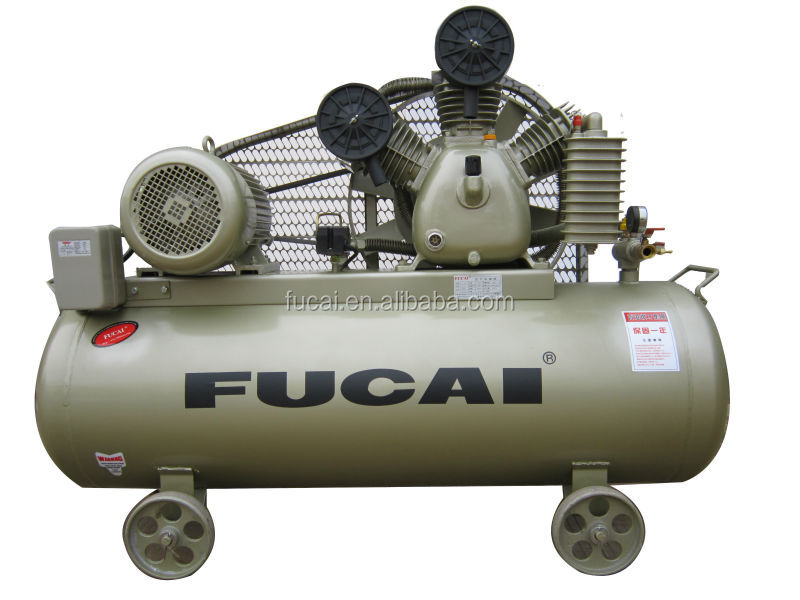 5.5kw 7.5hp 15.5bar Piston Air Compressor For Bottle Blowing