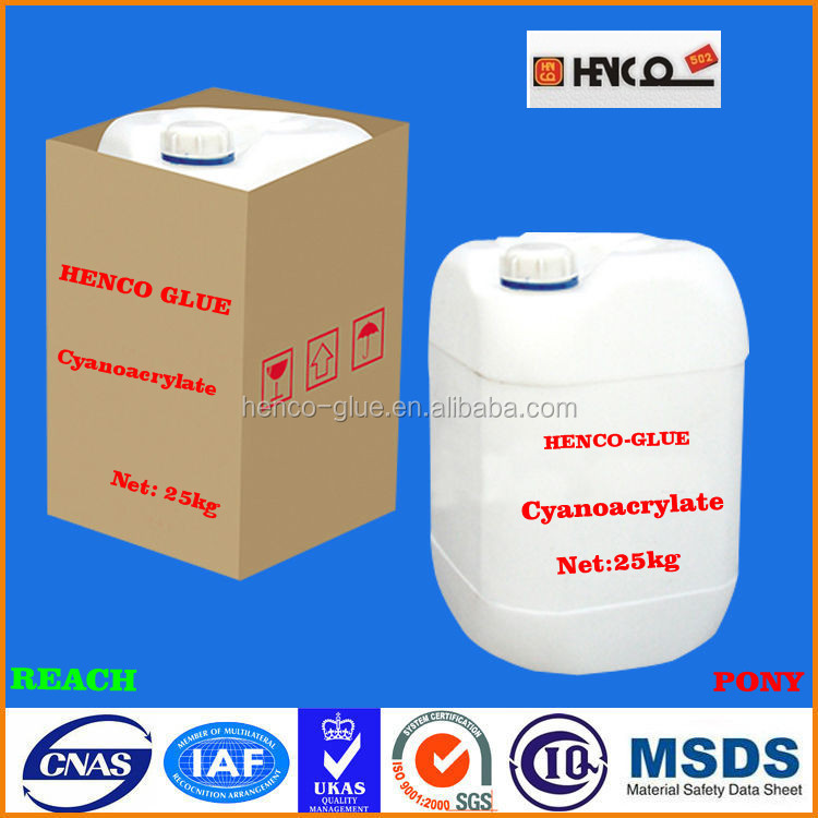 Super glue factory zhejiang original Cyanoacrylate adhesive