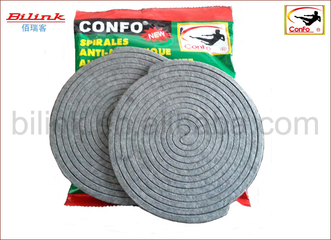 140mm unbreakable for Africa market china mosquito coil