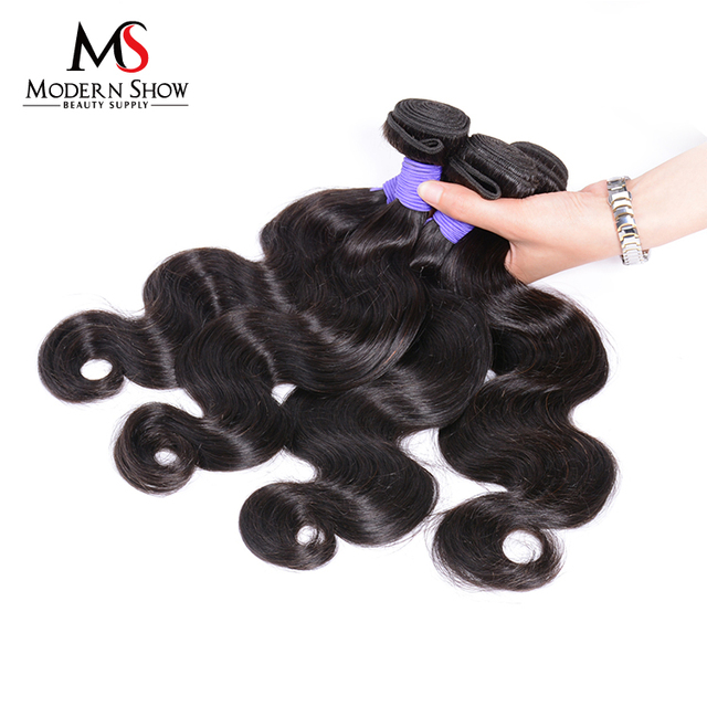 Hot selling outre simply unprocessed 8A brazilian human hair weave body wave