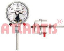 DIRECT READING GAS-IN-METAL THERMOMETER Rigid Back Stem Type (axial stem)/Bottom Stem Type (Radical stem)/ Adjustable Angle Type