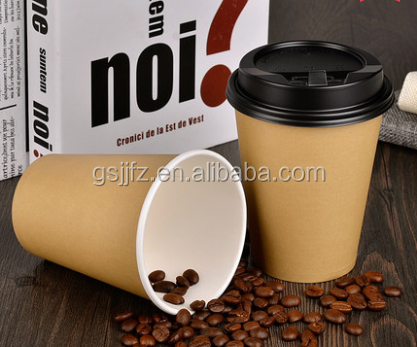 China supplier bulk 22oz paper cup single wall paper hot chip cup