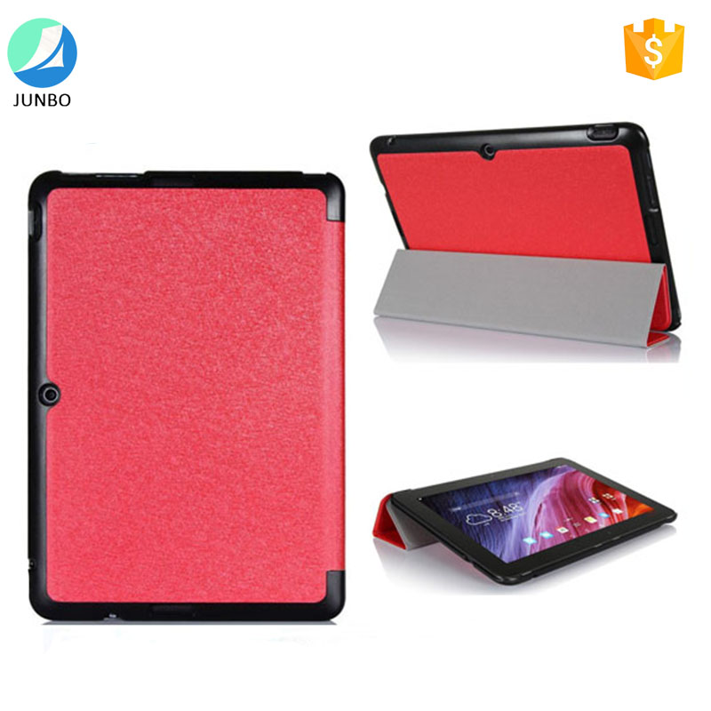 2 in 1 Folding Leather Bumper Case Tablet Case For Asus TF103C 10.1inch case
