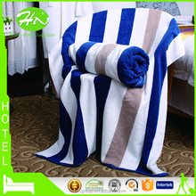 2016 Hot Selling 100% Cotton Beach Towels Chair Cover Towels