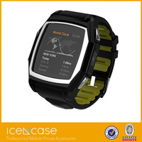 New design product HD touch screen android Bluetooth smart low cost watch mobile phone