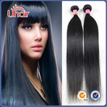 Wholesale pure indian remy virgin human hair weft unprocessed human hair buyers of usa