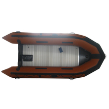 2017 new design high quality outdoor cheap inflatable fishing boat