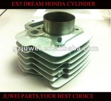 High quality motorcycle engine cylinder block for EX5,EX5 DREAM,EX5 CLASS,SRL115,Kriss,WAVE125