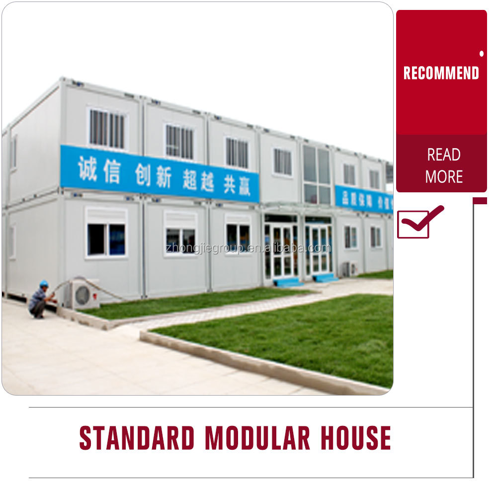 high quality modular prefab house K type for construction site project