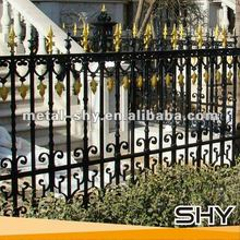 2014 China Professional Manufacturer High Security Gate Grill Fence Design,Metal Modern Gates Design and Fences