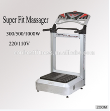 Vibration machine Super Crazy Fit Massage Manual