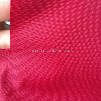 200D 4mm ripstop fabric for horse rugs PU coated polyester oxford fabric
