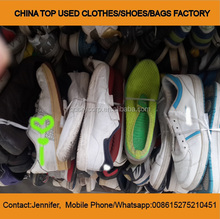 High Quality Cheaper Price Bulk in Bales Export Second Hand Sport Shoes Italy