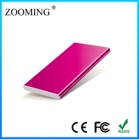 Portable Power Bank For iPad Air 2, 8000mAh Mini Power Bank Charger Case, Aluminum Case Power Bank Charger
